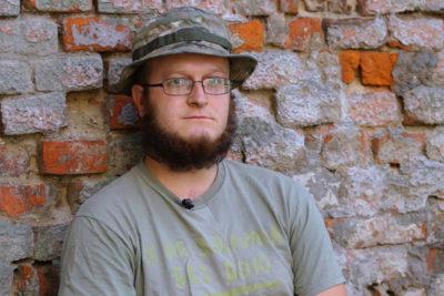 """Тарас """"Старий"""" Давидюк, 31 рік, працював журналістом у Рівному"""