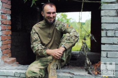 """Петро """"Ворон"""" Гавриш, 42 роки, до війни був приватним підприємцем (ВІДЕО)"""