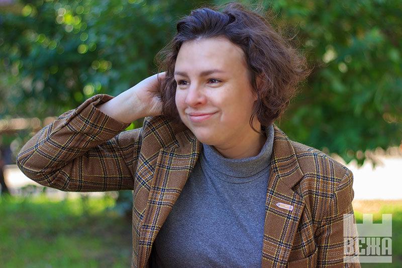 Аліна Букіна: «Вивіска – обличчя підприємця»