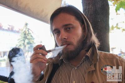 Остап Українець: «Я люблю розповсюджувати чутки про Франківськ»