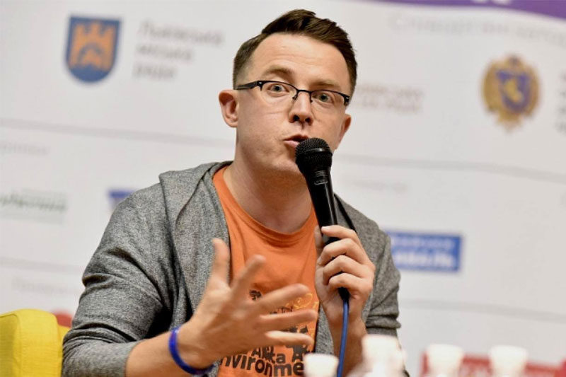 Остап Дроздов, телеведучий, письменник (АУДІО)
