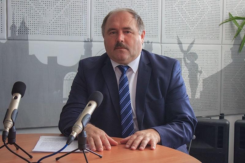 Мирон Матейко, керівник обласного Центру екстреної медичної допомоги (АУДІО)