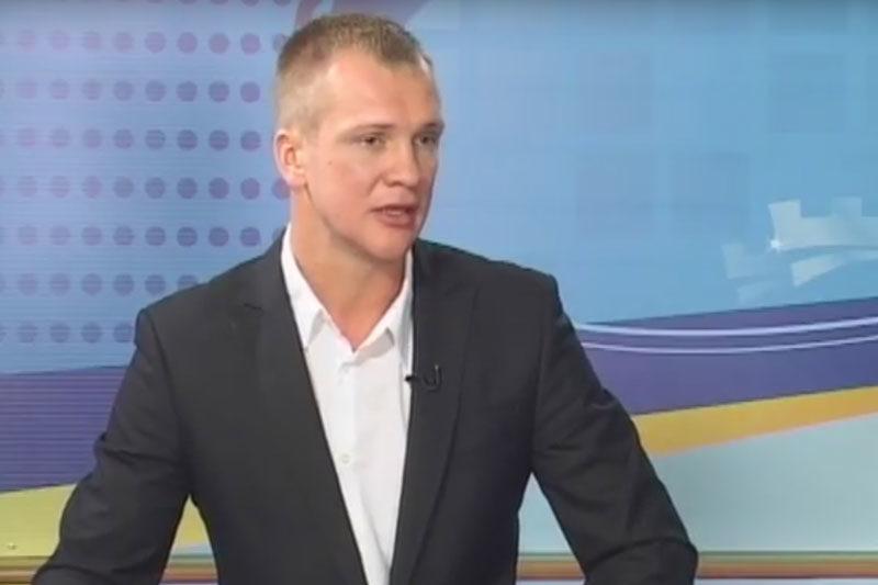 Віталій Мерінов, депутат міської ради (ВІДЕО)