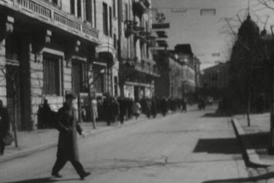 Види міста, свято тваринників (1960) та молокозавод (1961) (ВІДЕО)