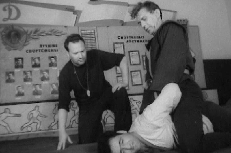 Театр тіней в садку (1963) та курсанти міліції (1966) (ВІДЕО)