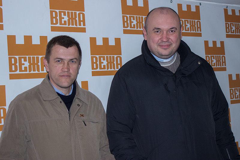 Отець Володимир Вінтонів і отець Роман Дубік (АУДІО)