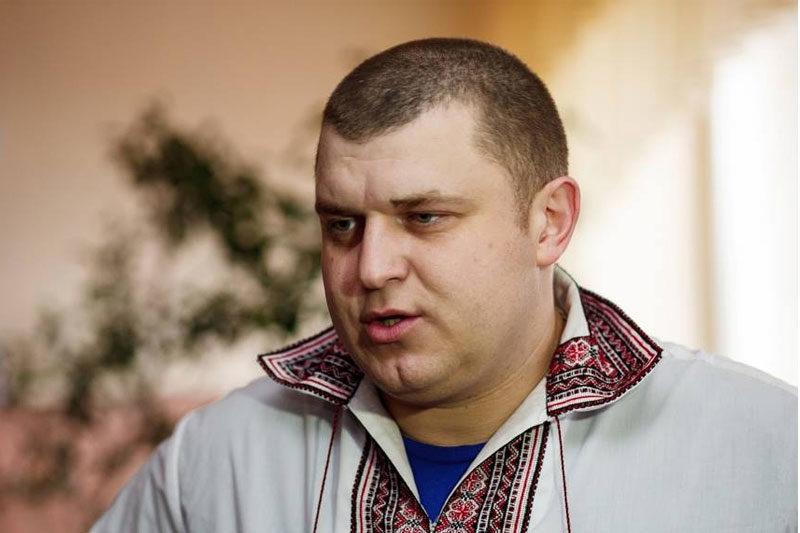 Назар Павлів,  український богатир, багаторазовий рекордсмен України (АУДІО)