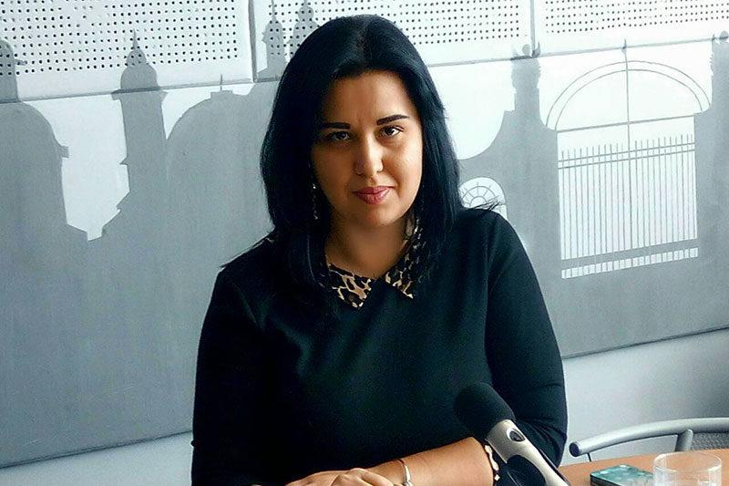 Анна Королик, начальник міського відділу ДРАЦСу (АУДІО)