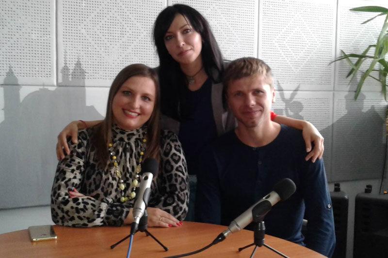 Оксана Сливка та Віктор Барчук, прикарпатські вокалісти (АУДІО)