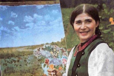 Катерина Білокур, художниця з народу (ВІДЕО)