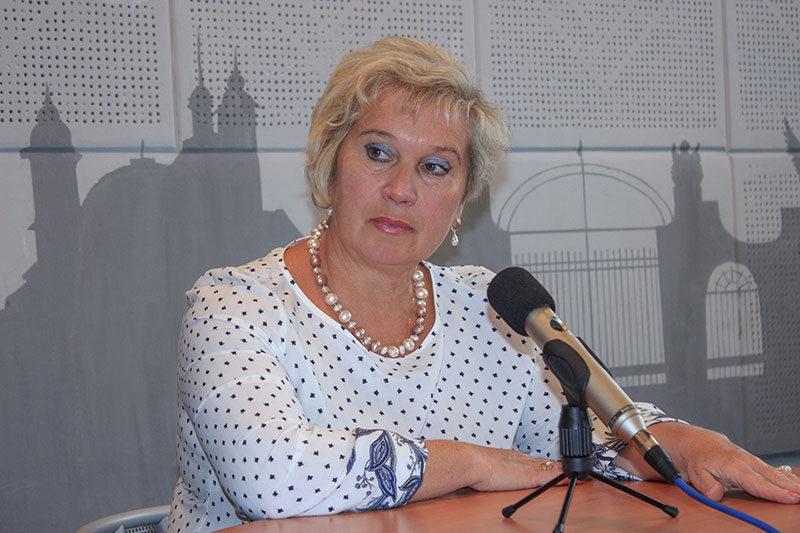 Олександра Пришляк, доктор медичних наук, завідувач кафедри інфекційних хвороб ІФНМУ