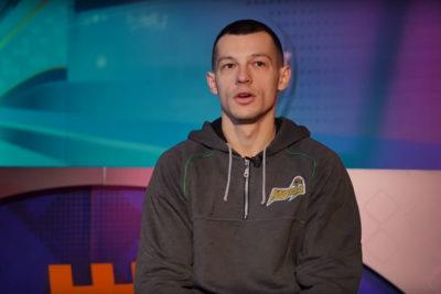 Андрій Калашніков, баскетболіст (ВІДЕО)