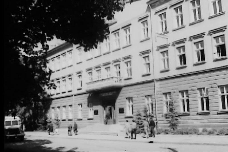 Види міста (1967) та відзначення 25-ліття визволення Прикарпаття (1969) (ВІДЕО)