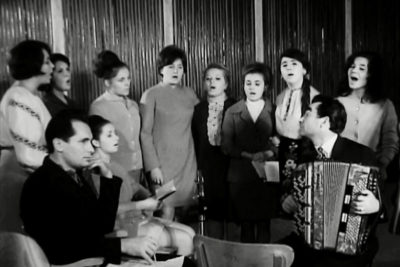"""Розбудова Набережної, С. Пушик і """"Смерічка"""" та обласний театр (1971) (ВІДЕО)"""