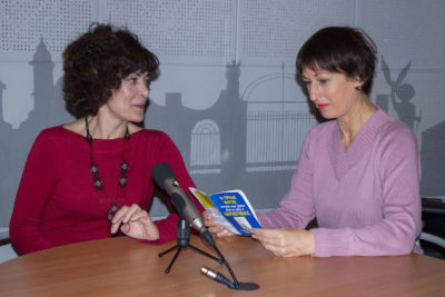 Марина Грібанова, президент громадської організації «НАРКОНОН України» (АУДІО+ВІДЕО)