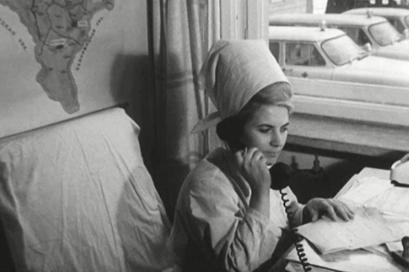 Фестиваль студентів (1970) та медична авіація (1971) (ВІДЕО)