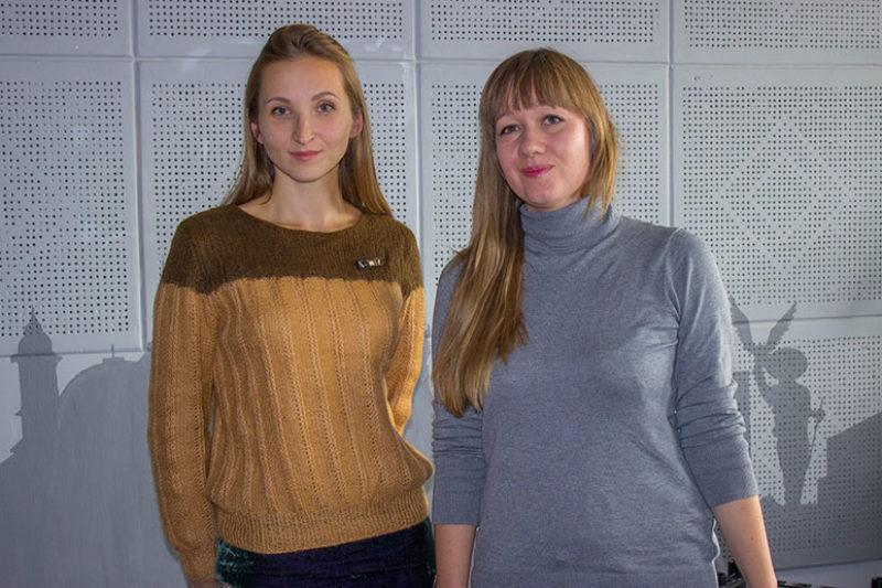 Лілія Гоголь, куратор програми «Наступний Проект» та Марія Мелінишин, керівник з комунікацій «Теплого міста» (АУДІО)