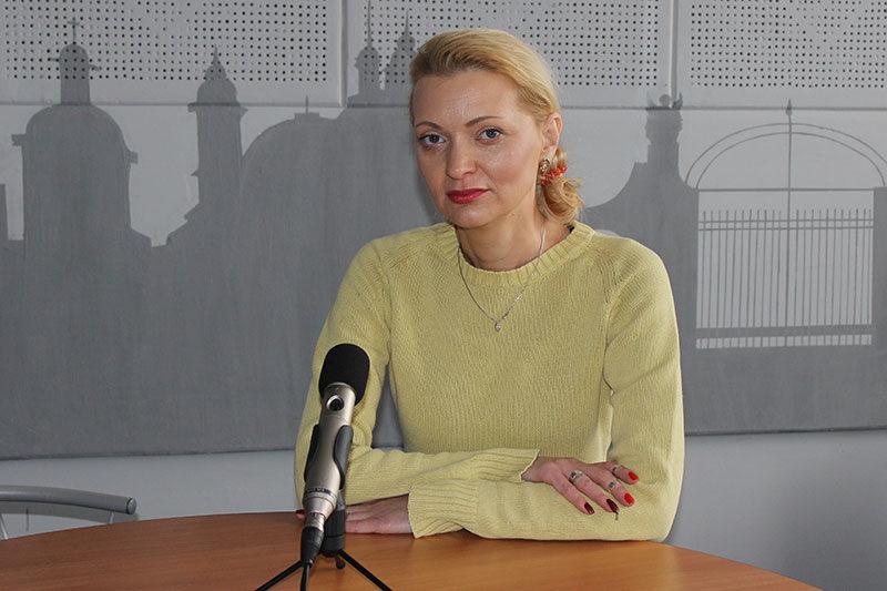 Ольга Савчук, головний лікар міської поліклініки №5 (АУДІО)