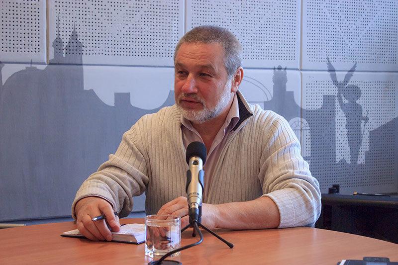 Володимир Лущак, професор, завідувач кафедри біохімії та біотехнології ПНУ (АУДІО)