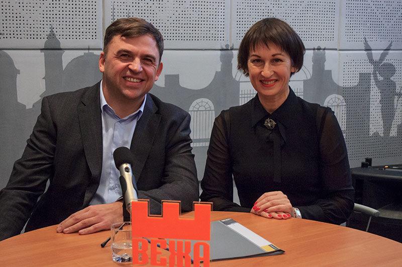 Олег Заріцький, власник фортечного комплексу «Бастіон» (АУДІО+ВІДЕО)