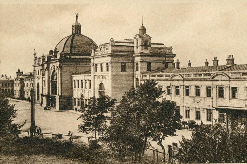 Історія Станиславівського вокзалу (ВІДЕО)