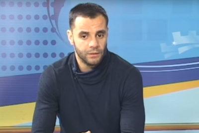 Андріан Волгін, депутат міської ради (ВІДЕО)