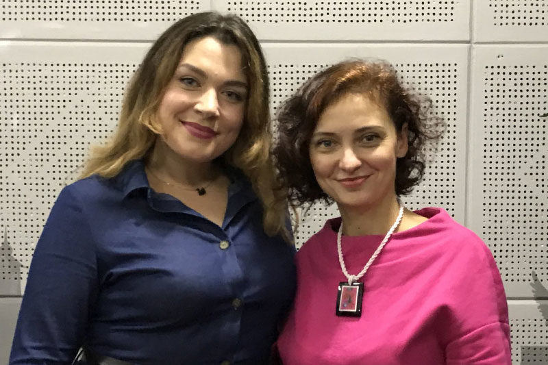 Катерина Лисенко, практикуючий психолог (АУДІО)