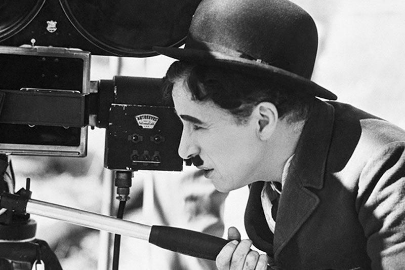 Чарлі Чаплін, кіноактор та кінорежисер (ВІДЕО)