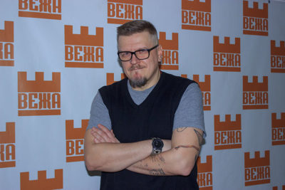 """Антон Слєпаков, лідер гурту """"Вагоновожатые» (АУДІО)"""