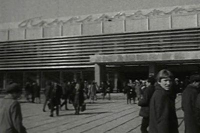 Будівництво району Набережна та заводу ТОС, відкриття ЦУМу (1972 р.) (ВІДЕО)