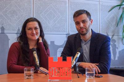 Юрій Яценко та Євгенія Бардяк (АУДІО)