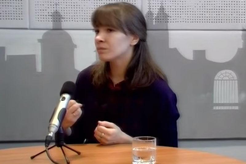 Марія Козакевич, громадська діячка (АУДІО+ВІДЕО)