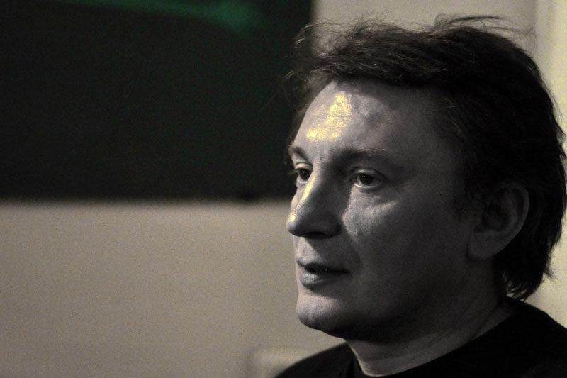 Анатолій Звіжинський, керівник Центру Сучасного Мистецтва (АУДІО)