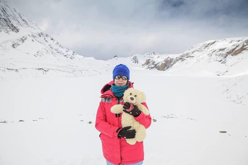 Вікторія Вітова: «Я бачу, як гори змінюють людей»