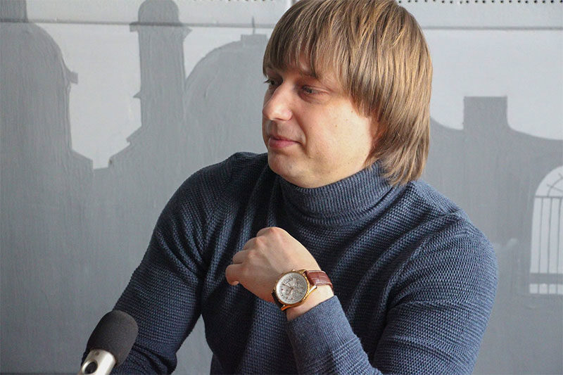 Олег Чигер, прикарпатський співак (АУДІО)