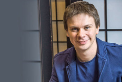 Дмитро Комаров: «Я дуже втомився від цивілізації»