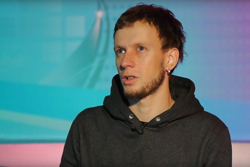 Юрій Пітчук, художник-мураліст (ВІДЕО)