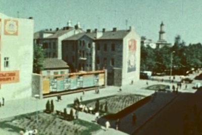 Нові мікрорайони міста та фотограф Степан Назаренко (1977) (ВІДЕО)