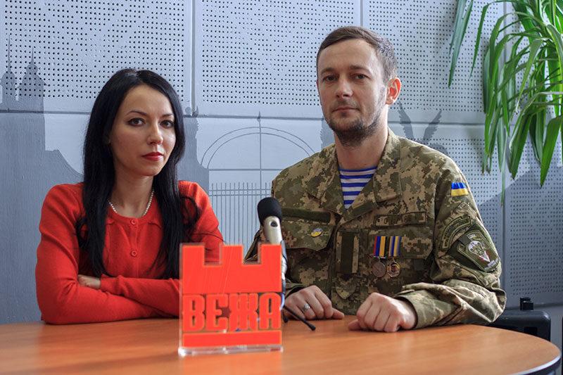 Андрій Фармуга, ветеран АТО (АУДІО)