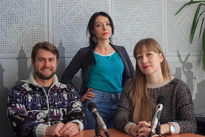 Марія Мелінишин та Олег Серняк (АУДІО)