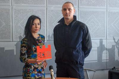 Олег Костенко, начальник управління патрульної поліції в Івано-Франківській області (АУДІО)