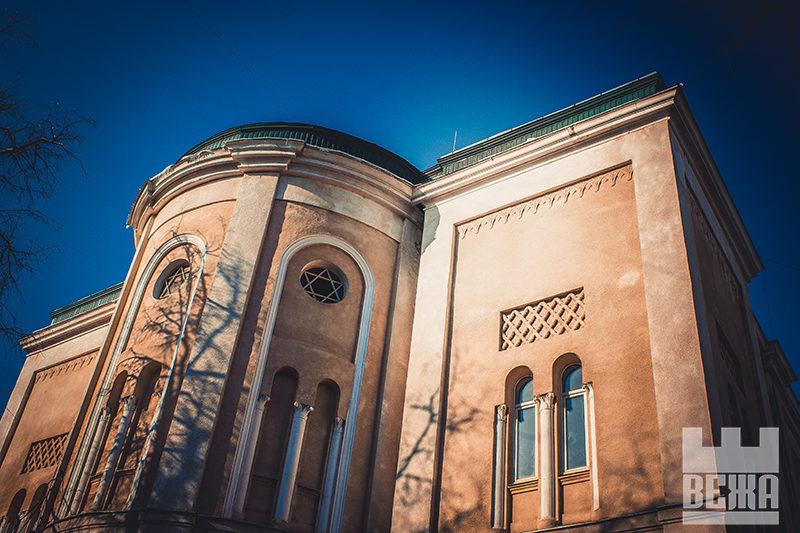 Франківська синагога із середини (ФОТО)