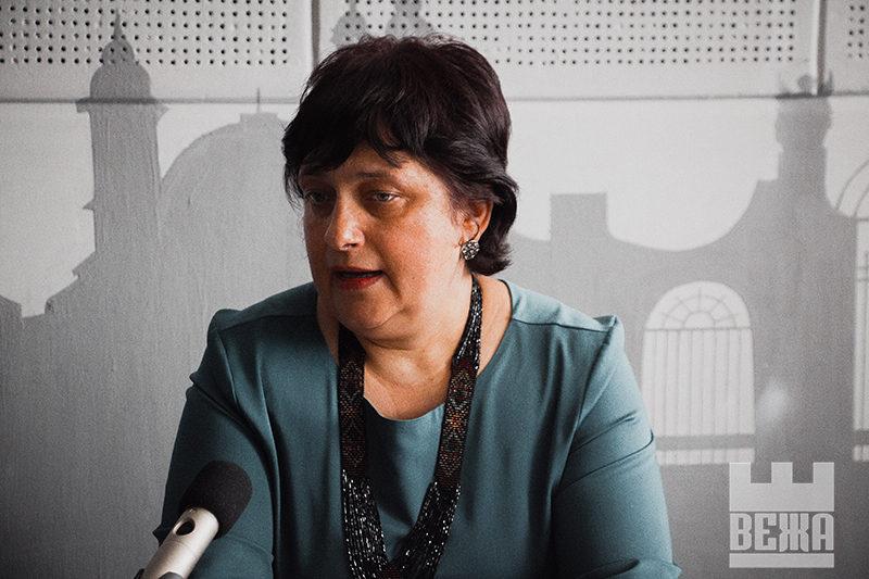 Наталія Рожковецька, 1-й заступник начальника ГТУЮ в Івано-Франківській області (АУДІО)