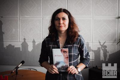 Ольга Деркачова, івано-франківська письменниця (АУДІО)