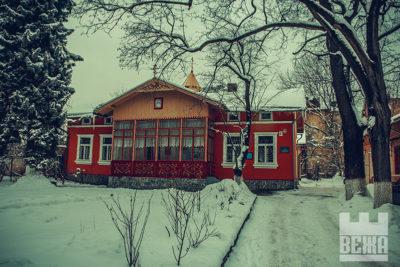 Франківська православна церква Московського патріархату із середини (ФОТО)