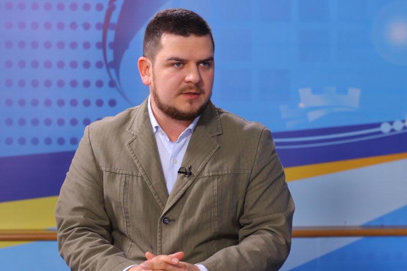Мирослав Федорків, начальник відділу дорожньої інфраструктури (ВІДЕО)
