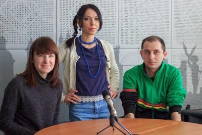 Мірек Боднар та Христина Михайлюк, видавці (АУДІО)