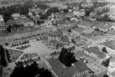 """40-ліття """"Золотого вересня"""" та 35 річниця звільнення міста від нацистів (1979) (ВІДЕО)"""