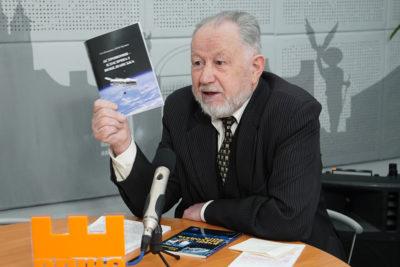 Іван Климишин, астроном, доктор фізико-математичних наук, академік  (ВІДЕО)
