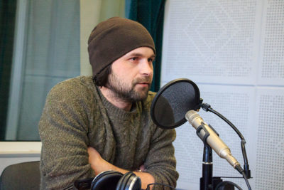 Володимир Прокопишин, художник (АУДІО)